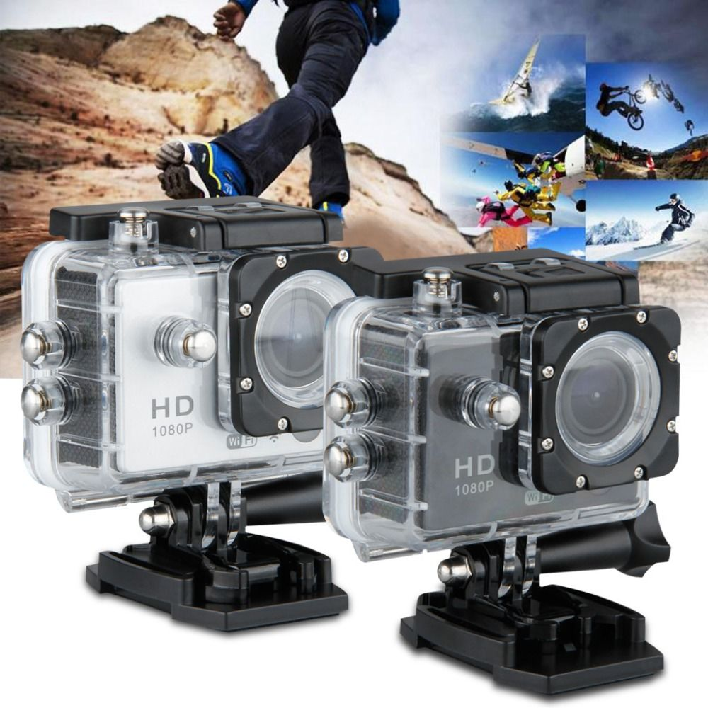 Экшн камера Sport Camera Full HD 1080p Waterproof в megaholl.ru