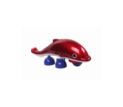 Вибромассажер для тела дельфин Massager Dolphin