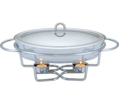 Мармит овальный 3л Berlinger Haus FOOD WARMERS LINE 1382-BH