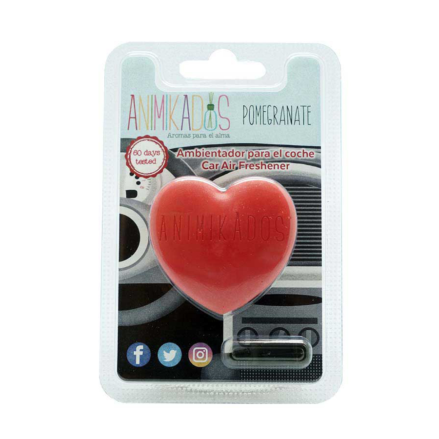 Фото Диффузор для автомобиля corazon (pommegranate) animikauto Ambientair  купить в Megaholl.ru