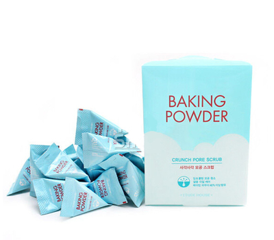 Скраб в пакетиках Baking Powder