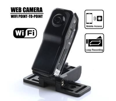 Беспроводная Wi-Fi мини видеокамера To Point Web Camera