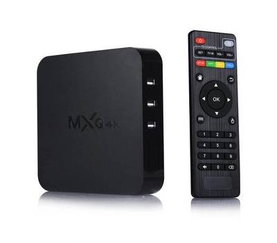 Смарт приставка OTT TV Box MXQ 4K