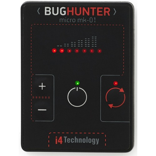 "Фото Детектор жучков ""BugHunter Micro"" i4Technology sk-63827  купить в Megaholl.ru"