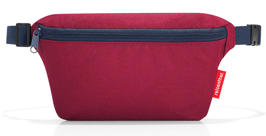 Сумка поясная beltbag Reisenthel Dark Ruby