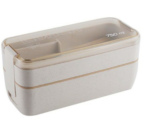 Ланч-бокс Lunch Box delicious lunch wonderful life 750 мл