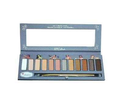 Палетка теней The Balm Apple Dude Palette-6