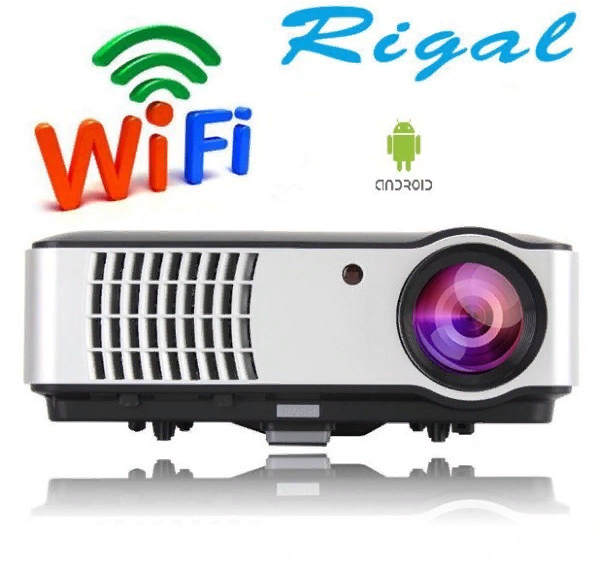 Проектор Digital LED Projector, Android